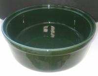 Skål 17 cm diam grön